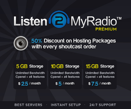shoutcast radio gratuit